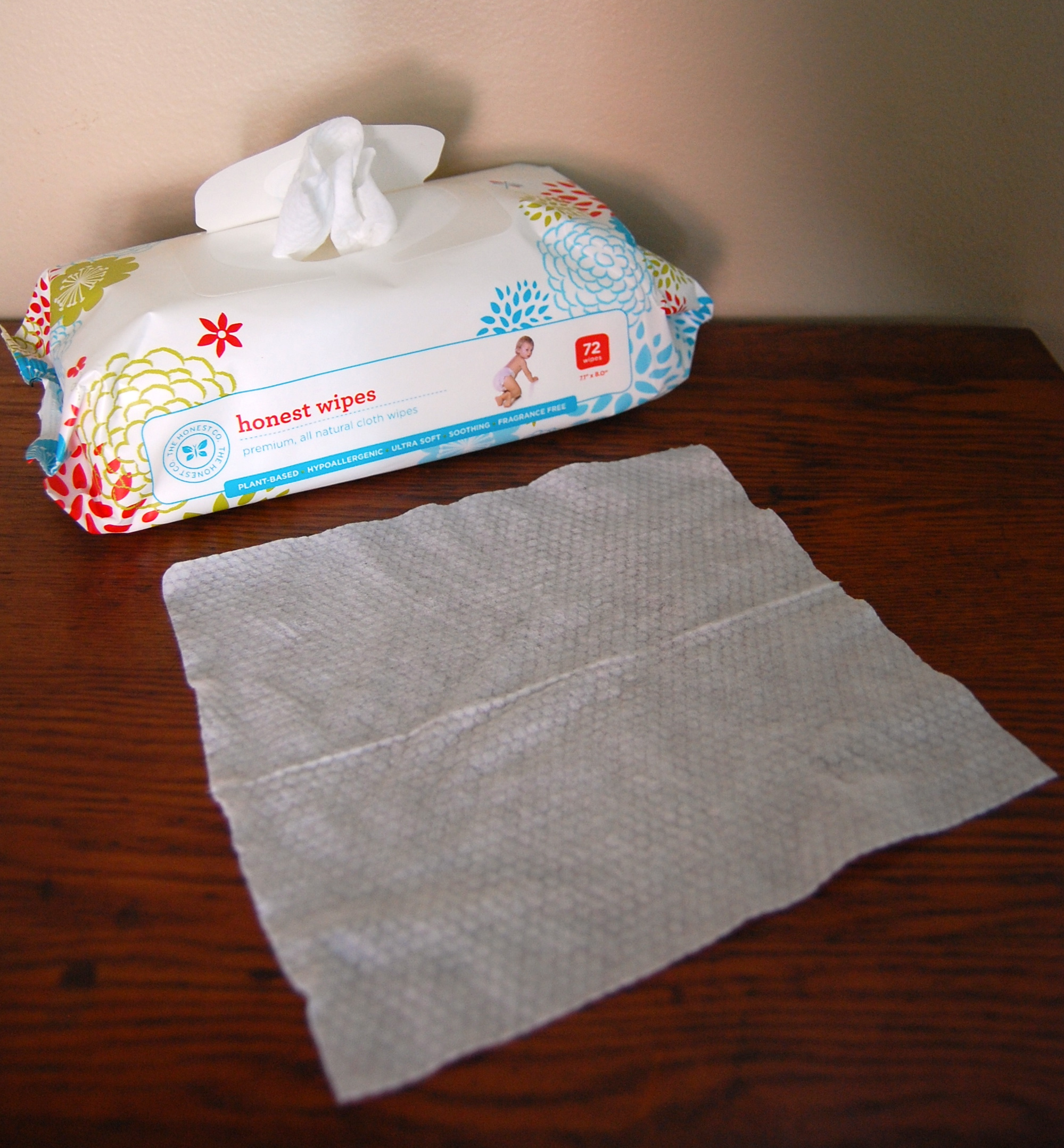 The Honest pany New Interlocking Wipes Review