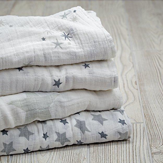 star-swaddling-blankets-grey