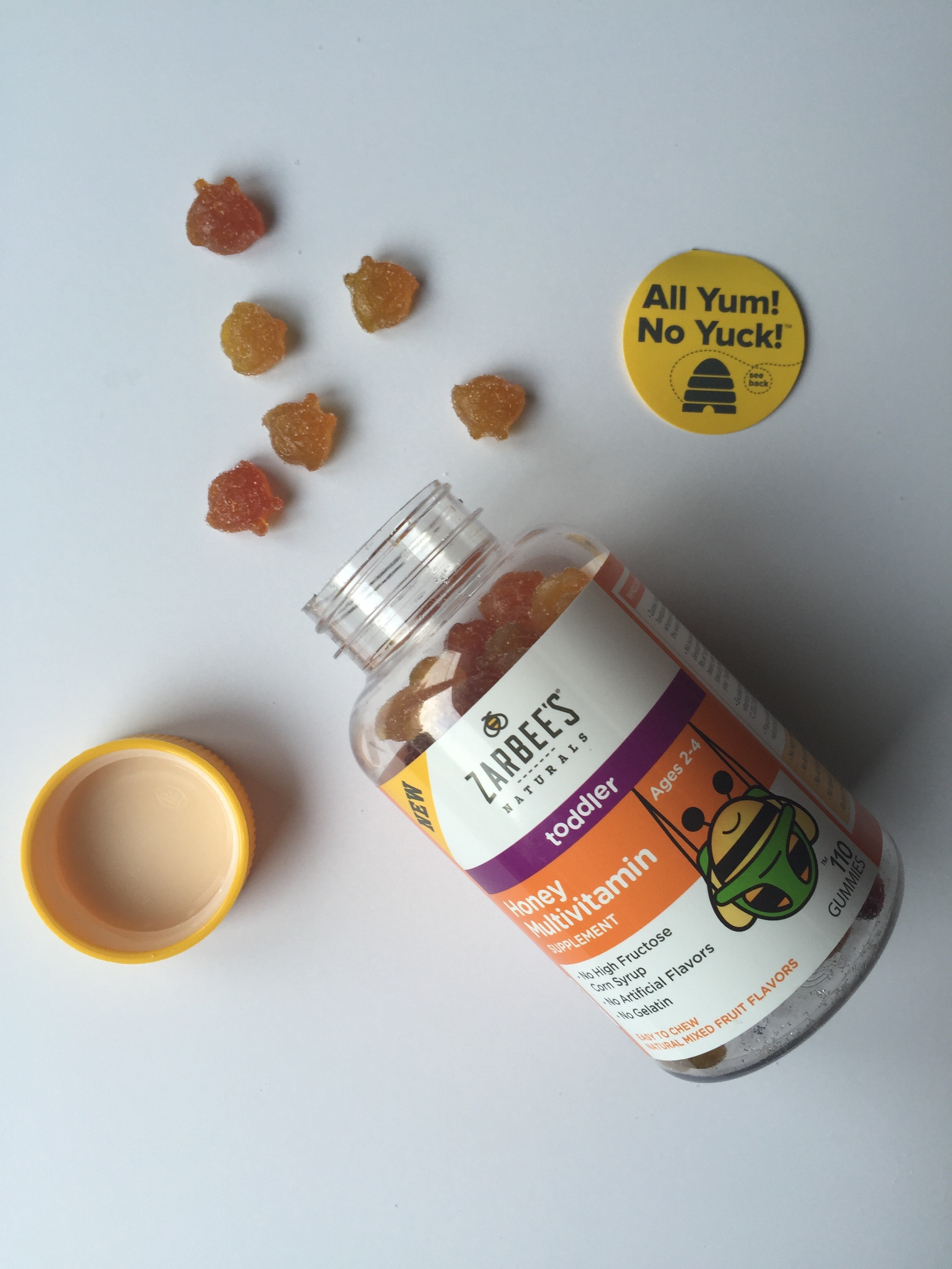 Zarbee S Naturals Toddler Vitamins Review Diy Summer Fun