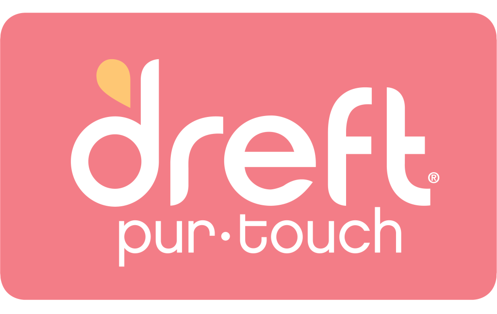 Dreft purtouch Logo rev