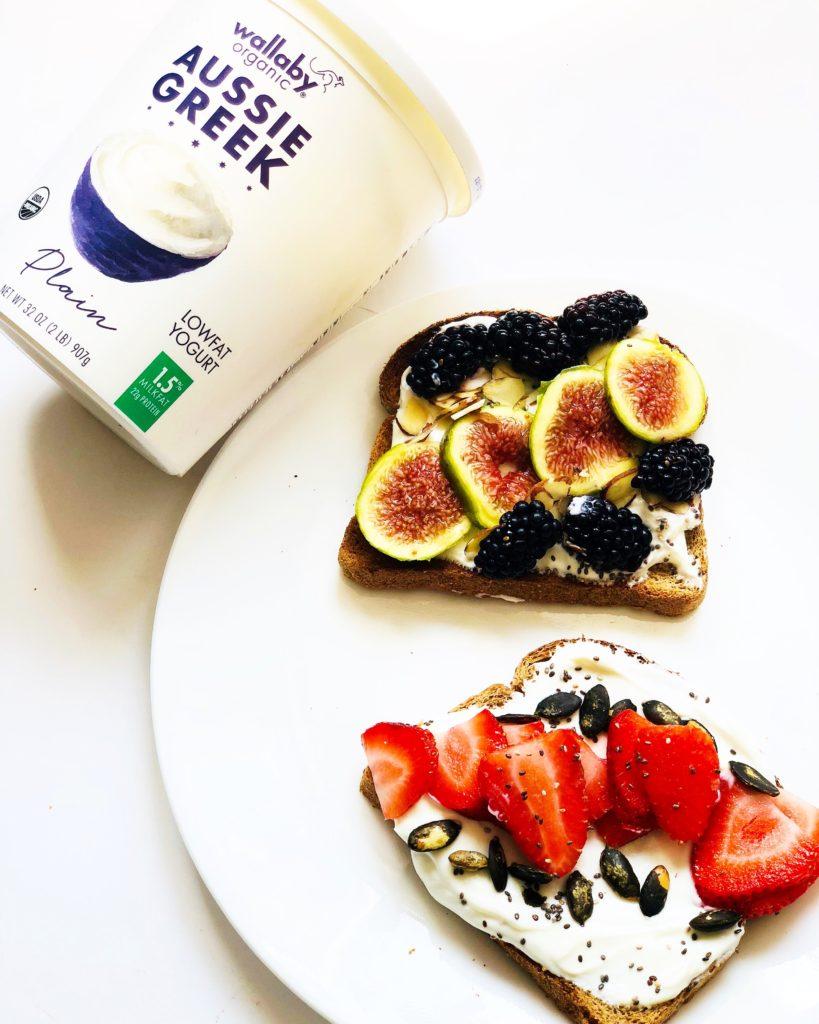 how to make greek yogurt with kefir